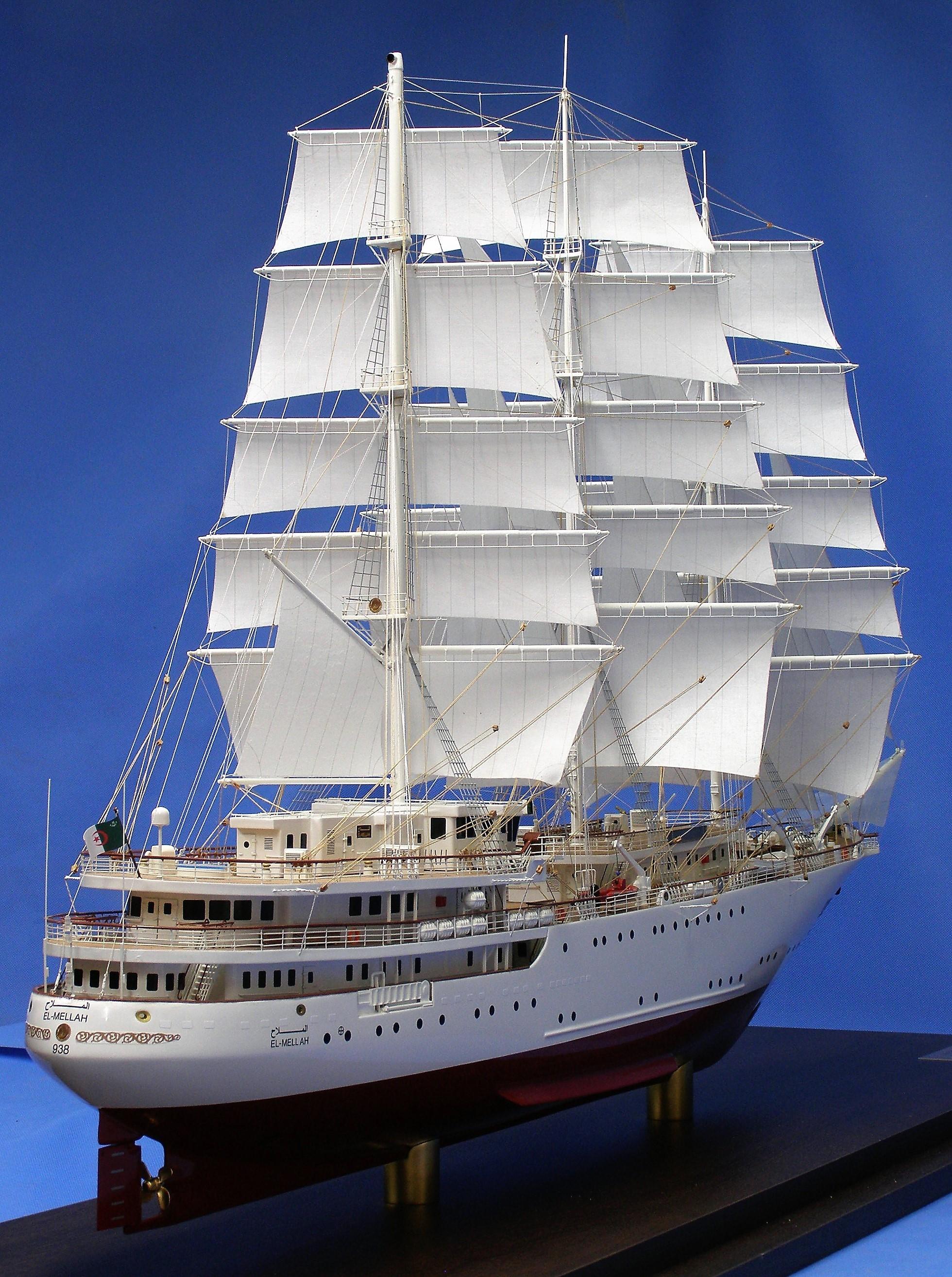 صور السفينة الشراعية الجزائرية  [ الملاح 938 ] - صفحة 11 41216652900_42774b3548_o