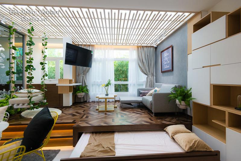 Căn studio 1 phòng ngủ Jamona Heights 4