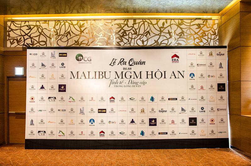 Lễ ra quân dự án Malibu MGM Hội An