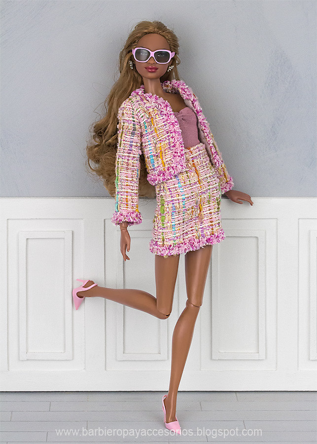collector Barbie clothes