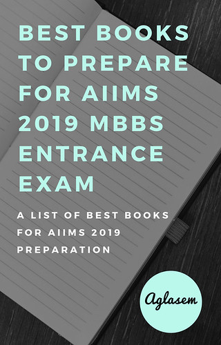 Best Books For AIIMS 2019: Physics, Chemistry, Biology AIIMS Books
