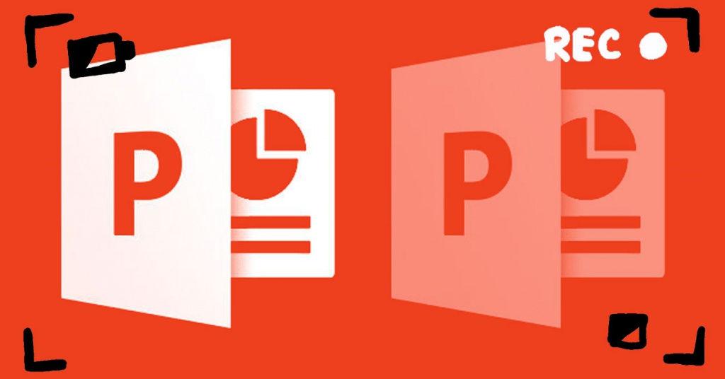Cómo hacer capturas o grabar la pantalla del ordenador con PowerPoint