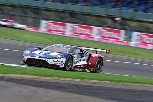 Harry Tincknell - Andy Priaulx, Ford GT, FIA World Endurance Championship, Silverstone 2018