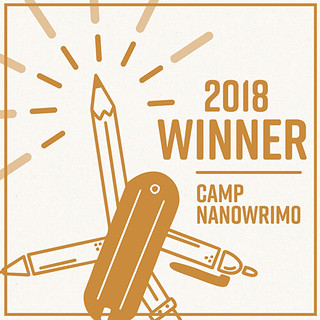 Winner! July Camp NanoWriMo a Success! | ChristineMeunierAuthor.com