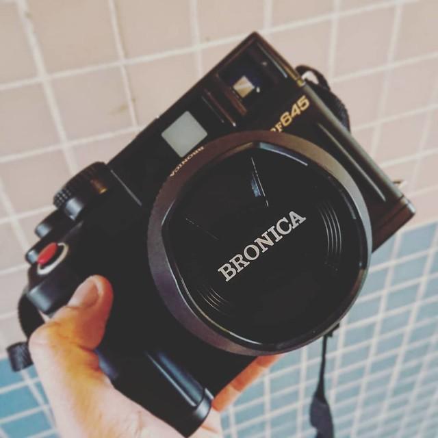 Bronica RF 旗袍試拍