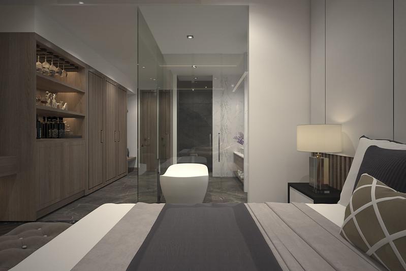 Căn hộ mẫu Malibu Hội An thiết kế với đầy đủ nội thất, sở hữu lâu dài.