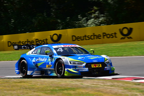 Robin Frijns, Audi RS 5 DTM, DTM, Brands Hatch 2018