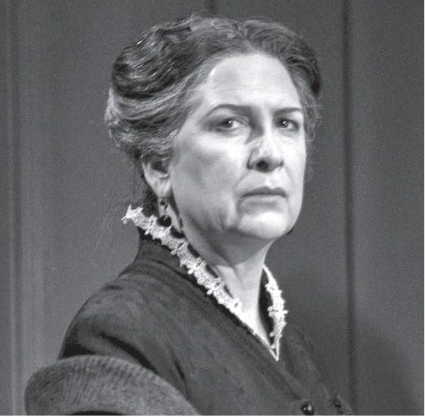 Pamela Rabe as Mrs Alving