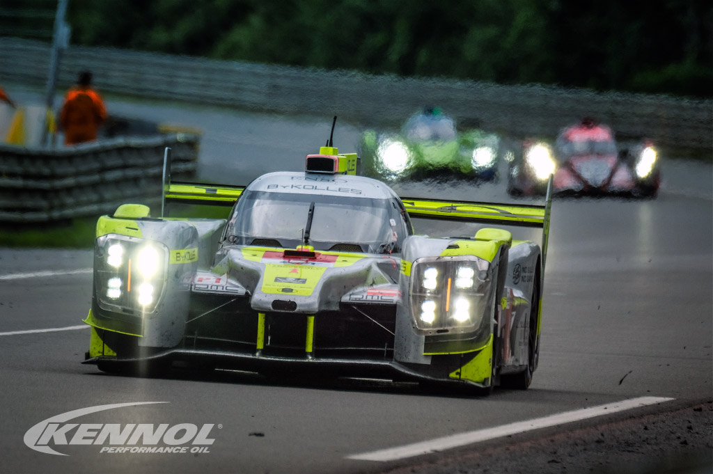 25th participation at 24h of Le Mans for KENNOL
