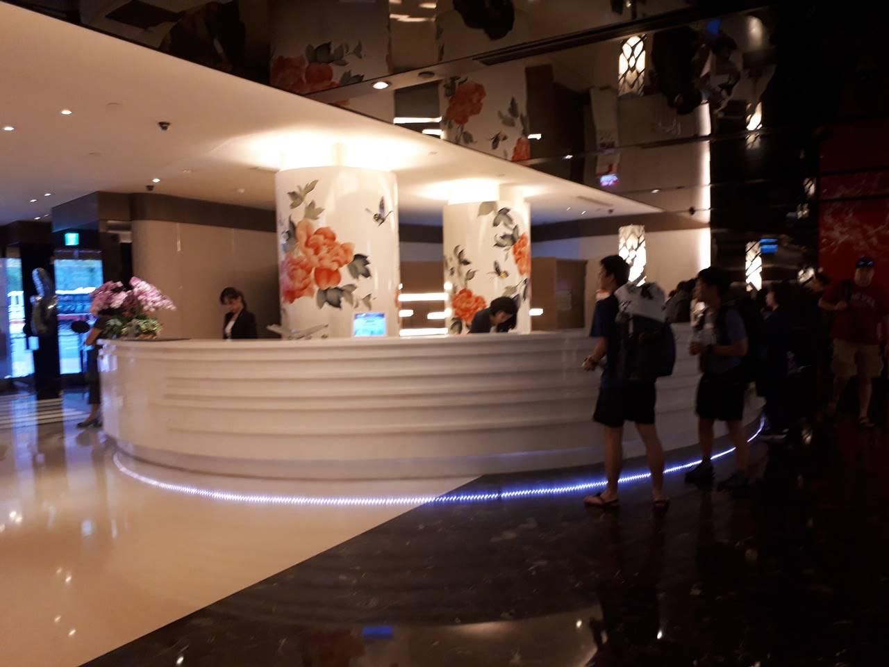 台湾・台北 シーザーパークホテル