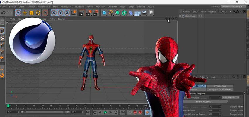 Cinema 4d Vs Blender Cuál Es El Mejor Programa Para Animación