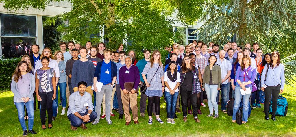 Participants of the 2018 HPC Symposium