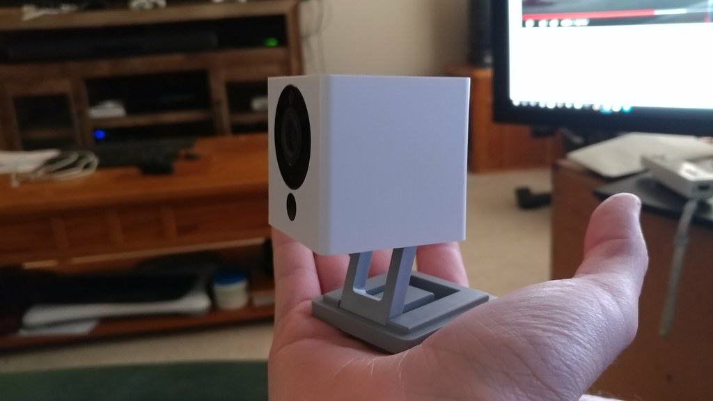 Turning a $25 Wyze Camera into a security camera with the