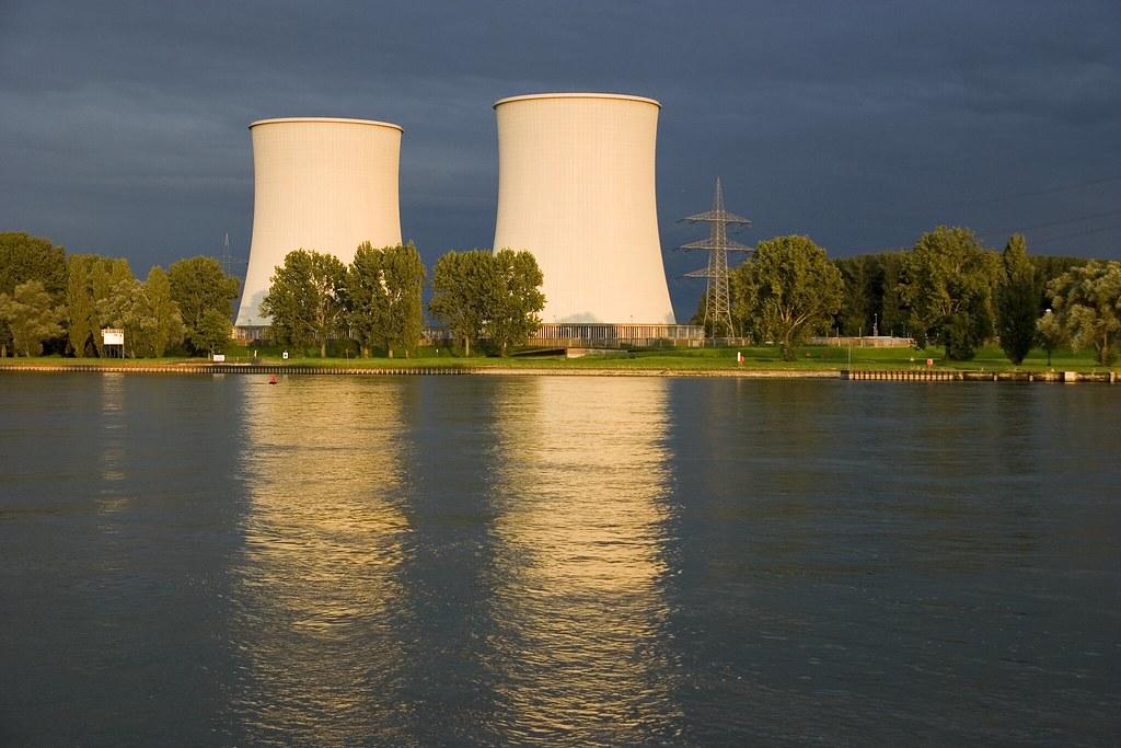 核電廠冷卻塔(Cooling tower)。Andy Rudorfer(CC BY-NC 2.0)