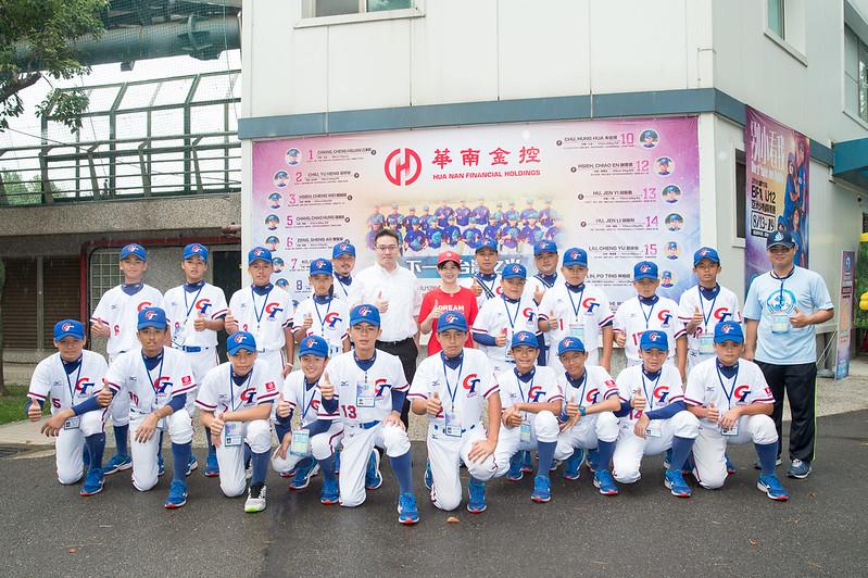 U12中華隊奪下亞洲盃金牌。(資料照,棒協提供)