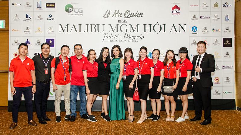 Team ERA Ability tham dự lễ ra quân Malibu MGM Hội An