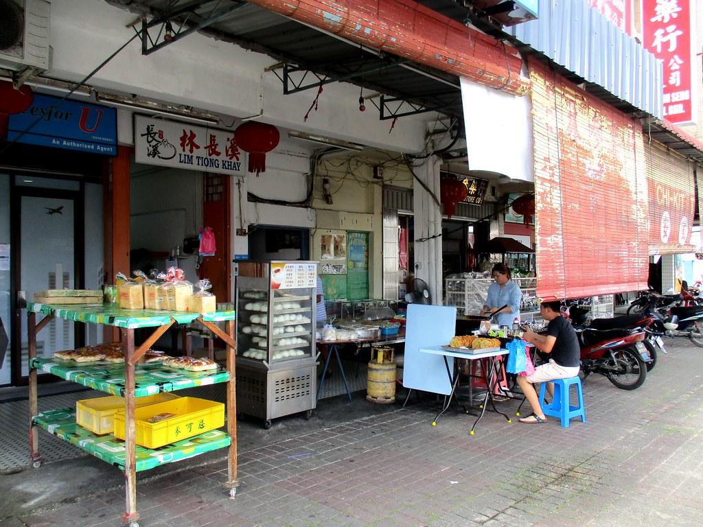 Rejang Park Chinese kueh stall