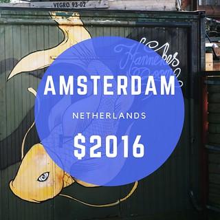 Amsterdam Netherlands $1008 mo
