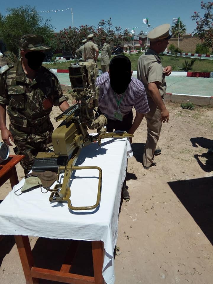 القوات البرية الجزائرية [  Missiles Anti-Chars ]   - صفحة 3 43103592161_6c2986d91d_o