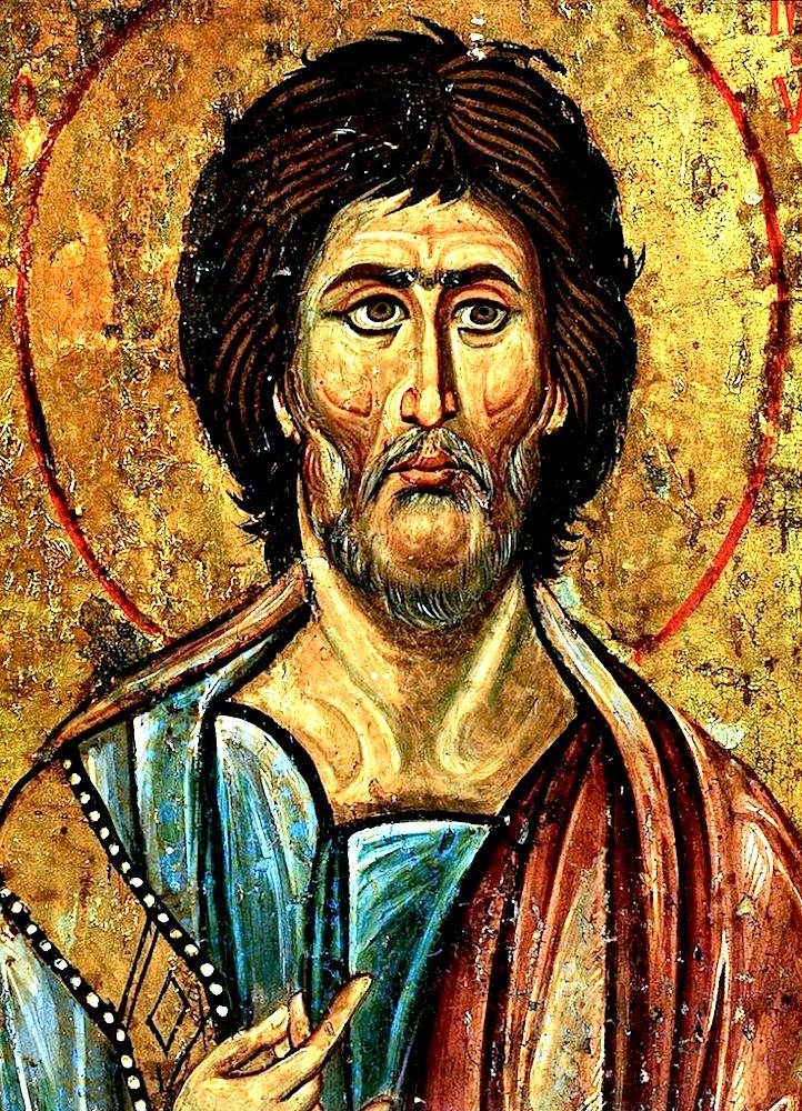 Святой Боговидец и пророк Моисей.