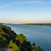 Blick über die Elbe