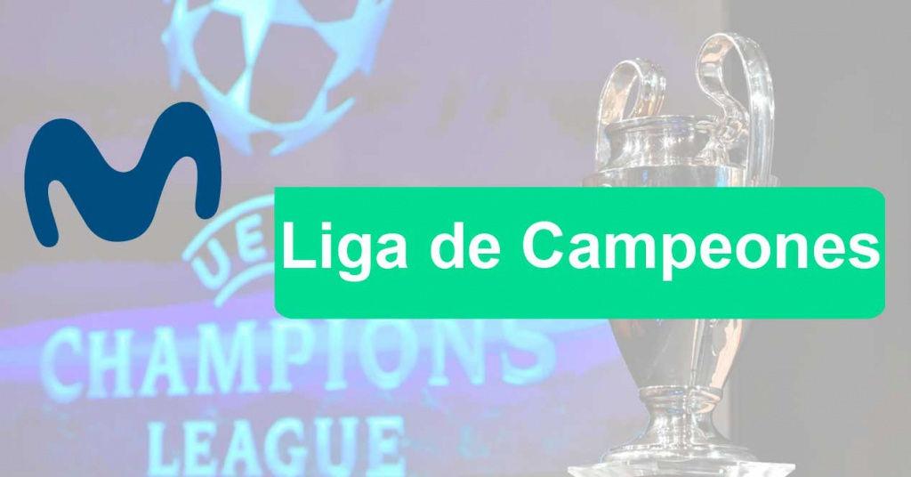 Movistar Liga de Campeones, el nuevo canal para la Champions de Telefónica