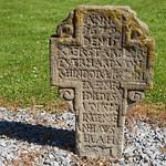 Grabkreuz Eberhard von Rheindorf