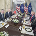 Meeting with US President Donald Trump