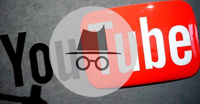 youtube-incognito