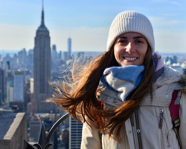 Vistas de Nueva York desde uno de los miradores más impresionantes de Nueva York
