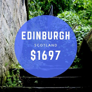 Edinburgh, Scotland $1697 mo