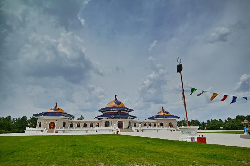 成吉思汗陵 創建橫跨歐亞大陸帝國的君王沉眠之地來內蒙必看
