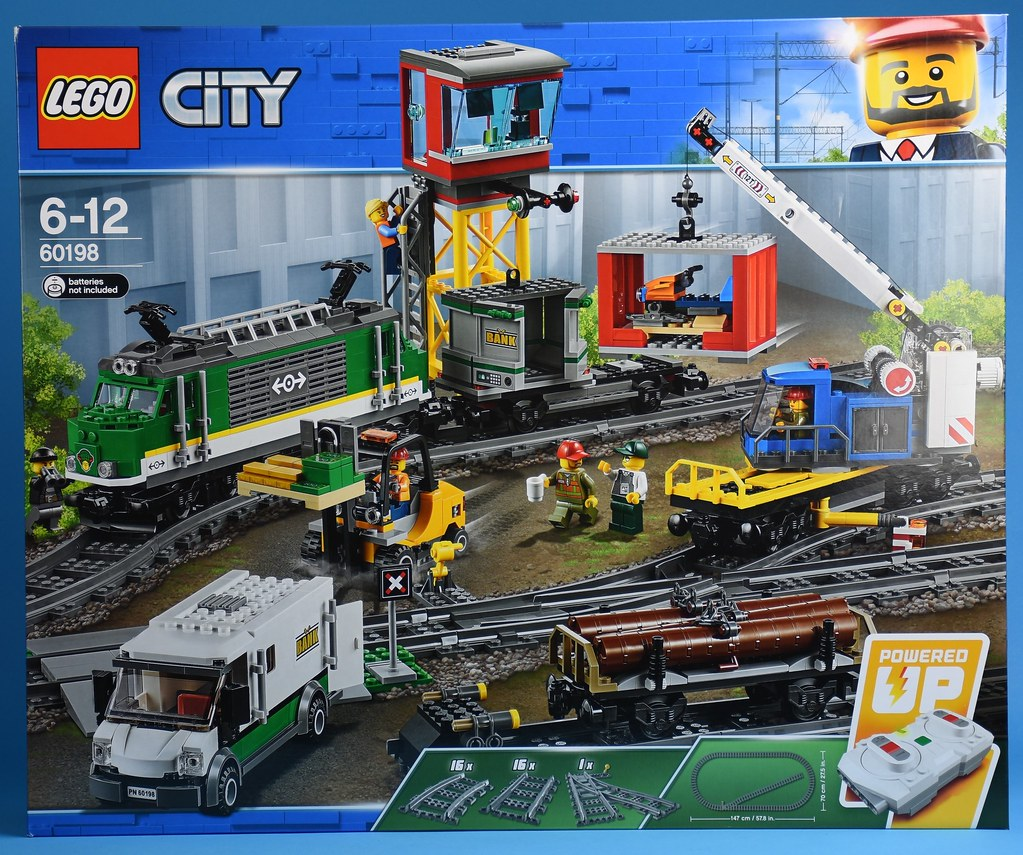 Lego Bricks Building Pieces Lego Building Toys Lego City Cargo