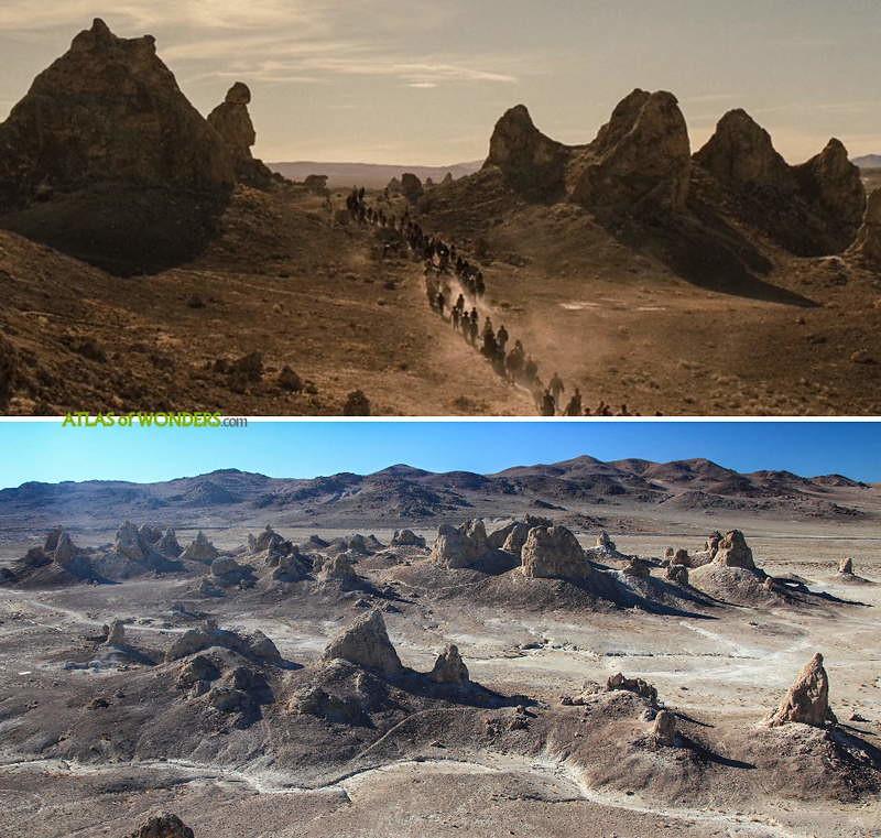 Westworld where filmed in California