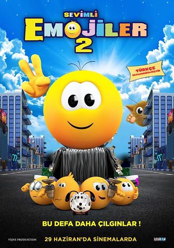 Sevimli Emojiler 2 - The Mojicons 2 (2018)