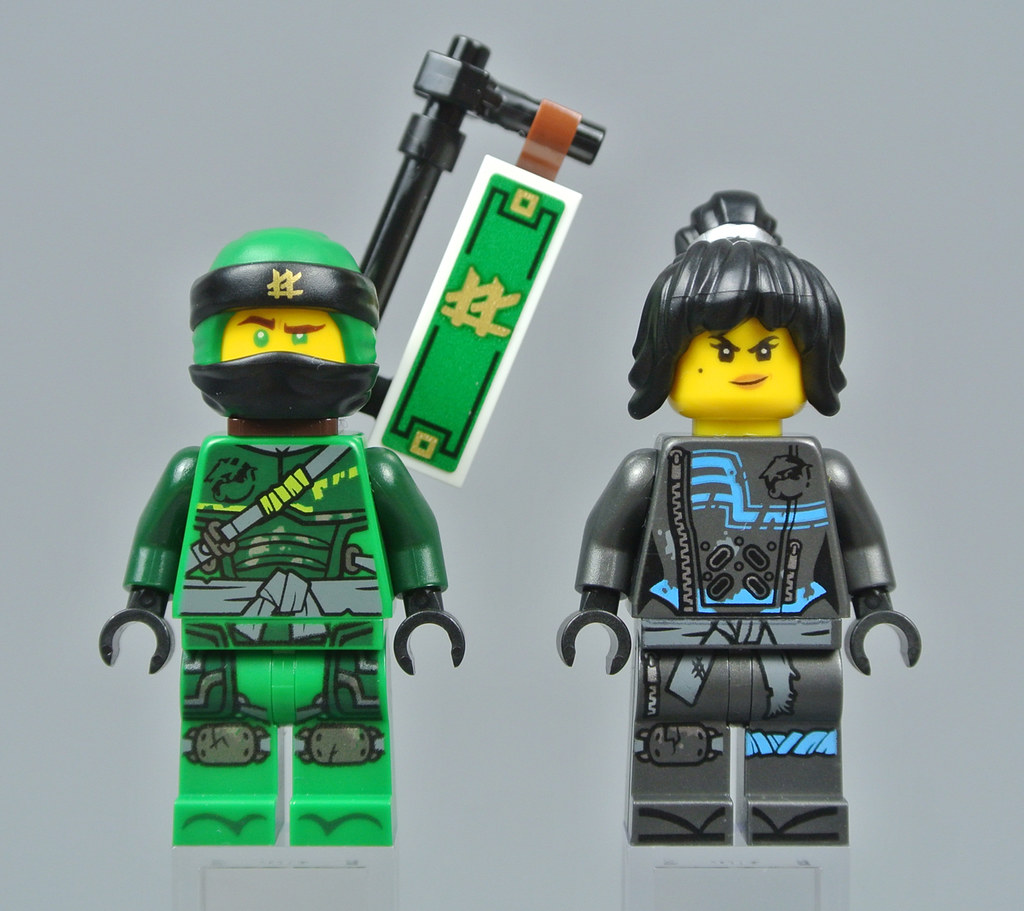 LEGO Ninjago 70658 Oni Titan review   Brickset: LEGO set ...