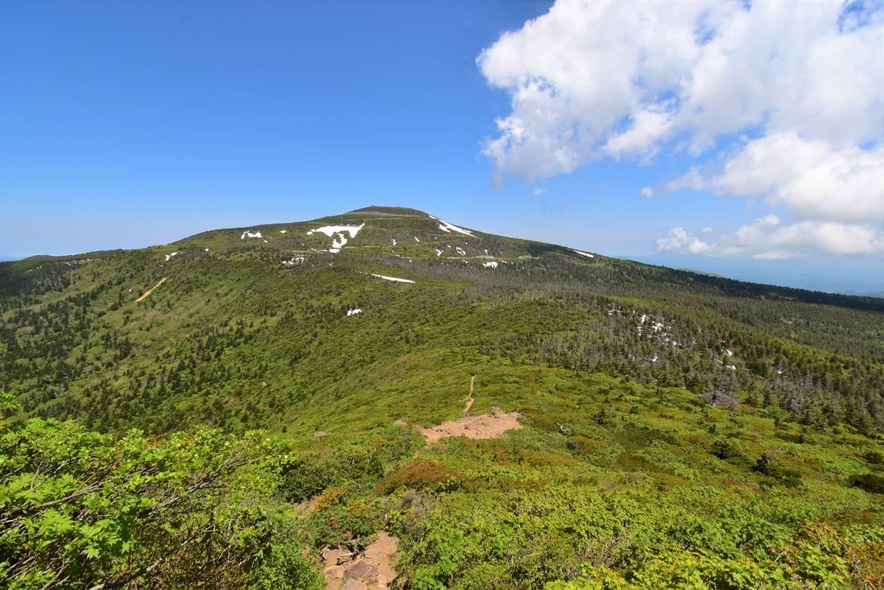 蔵王連峰・不忘山から刈田岳へ縦走登山