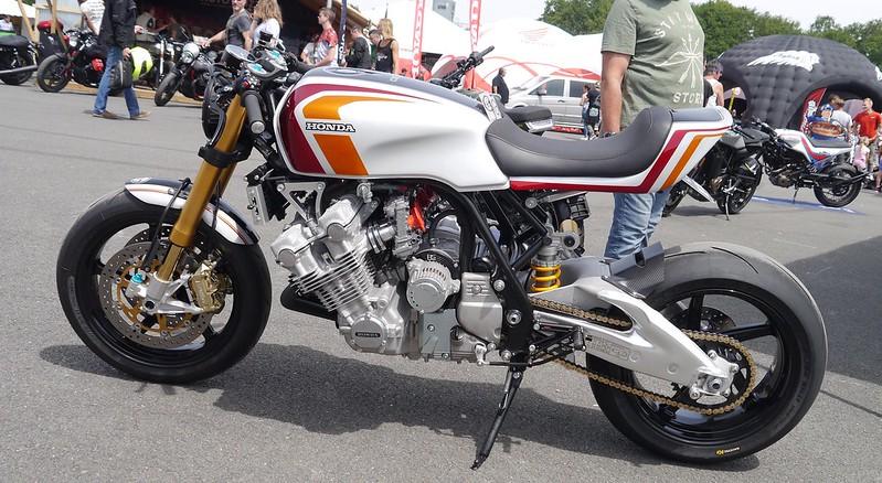 Honda 1000 CB X Café Racer 28158716067_45ce471400_c