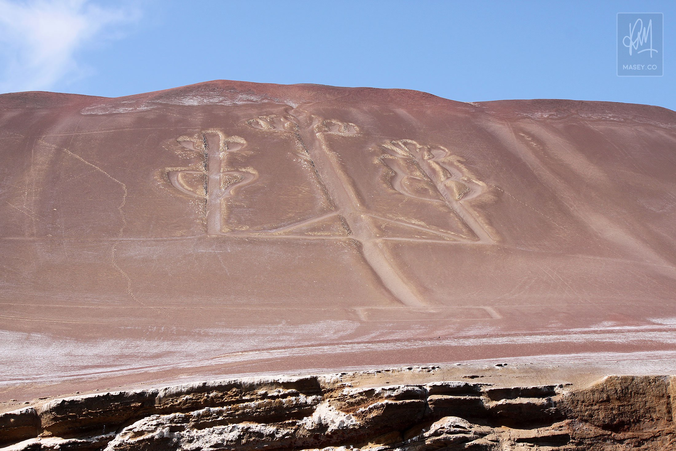 G Adventures South America: Day 3 - Nazca