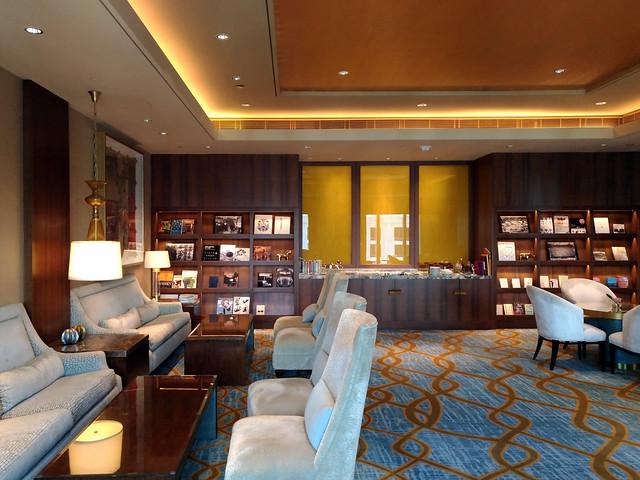 Conrad MacaoのConrad Club Lounge – 1