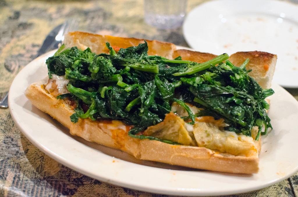 Revisiting L&B Spumoni Gardens | brooklyn vegetarian