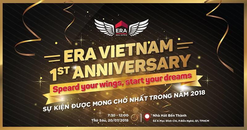 ERA Vietnam - 1st Anniversary