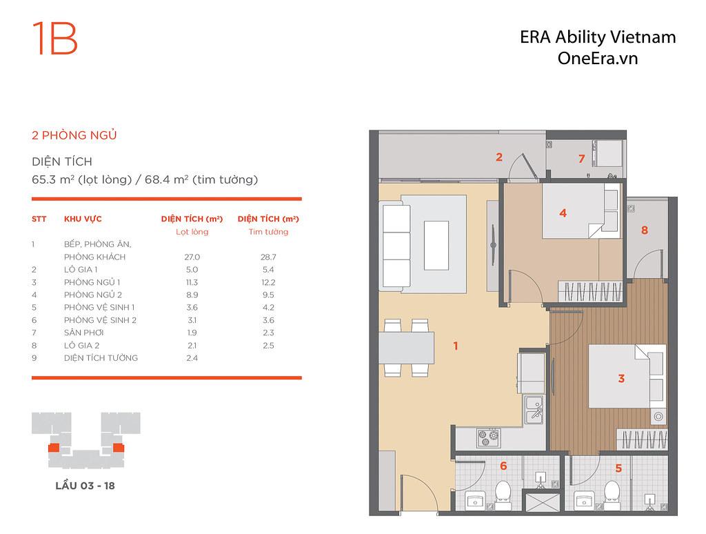 Mặt bằng tầng và thiết kế căn hộ Hausneo 41