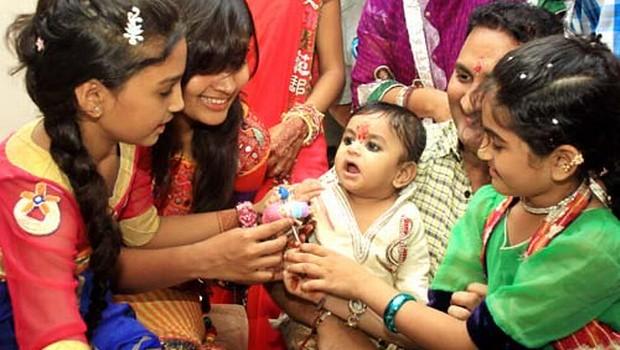 raksha bandhan celebration in different countries