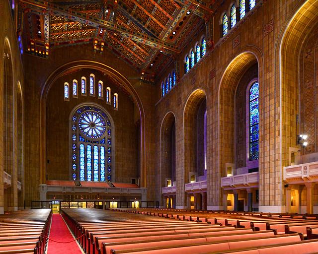 Sinagoga Emanu-El de Nueva York