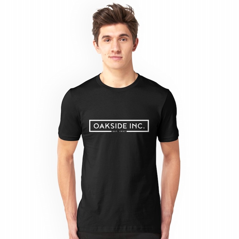 Oakside Inc. T-Shirt Design