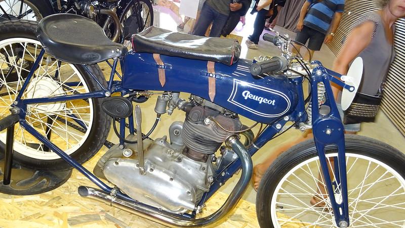 Peugeot P515 / 500 CC 1933 frein au talon gauche 42985126621_994449def1_c