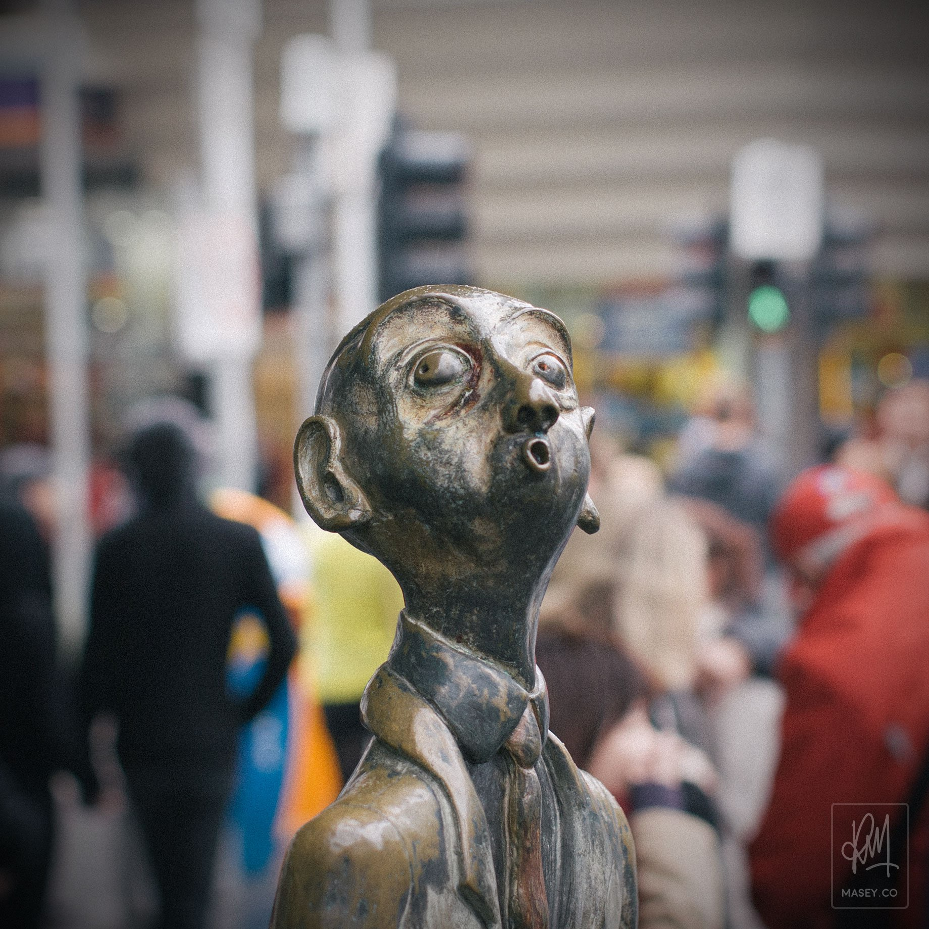 Melbourne Street Sculpture