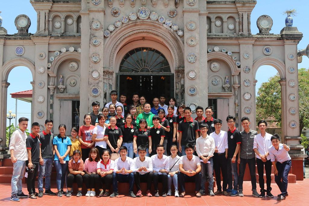Chương trình Sinh nhật nhóm SVCG Phát Diệm tại Làng Tám lần thứ VI - 2018