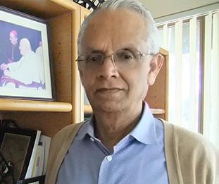 Veerabhadran Ramanathan。唐獎教育基金會提供